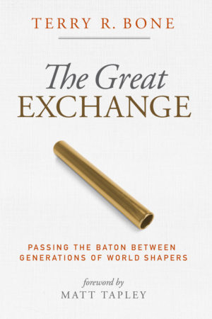 The Great Exchange Book Cover
